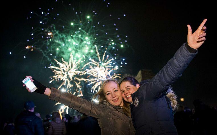 Op heel wat plaatsen kan je al feesten het nieuwe jaar inzetten.