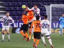 Valencia boekt eerste zege sinds begin november