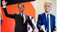 Herlees: VVD wint, teleurgestelde Wilders eindigt nipt als tweede voor CDA en D66