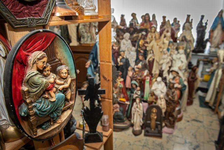 De verzameling van Maria.