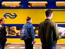 Treinverkeer naar Rotterdam tot kwart voor zes plat