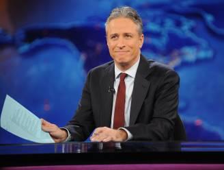 Ultiem afscheid van Jon Stewart: 42 dagen durende 'Daily Show'-marathon op het web