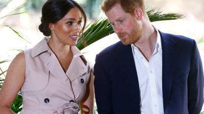 """Queen maakt er harde Megxit van: """"Harry en Meghan zagen zware maatregelen niet aankomen"""""""