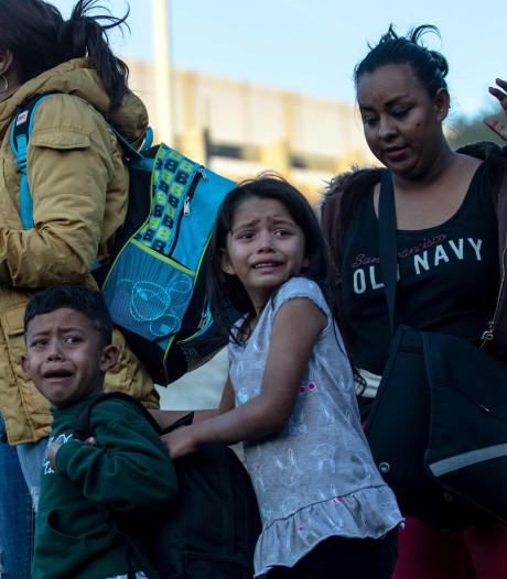 Meisje (7) sterft in cel grenspolitie VS