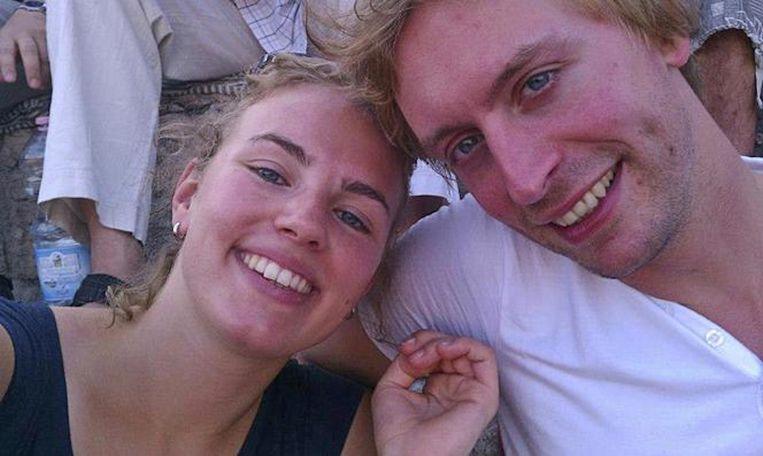 Karlijn Keijzer en Laurens van der Graaff Beeld Eigen foto
