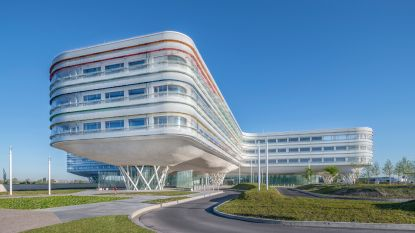 Ontwerp AZ Zeno wint architectuurprijs