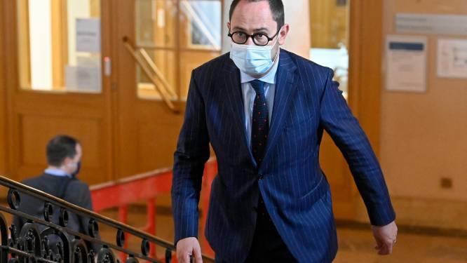 Woordvoerder Brussels parket gaat aan de slag bij minister Van Quickenborne