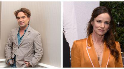 VERVOLGVERHAAL. Kindsterretjes uit kerstfilms -  Johnny Galecki & Juliette Lewis: De magie tussen de geboren acteur en de actrice tegen wil en dank