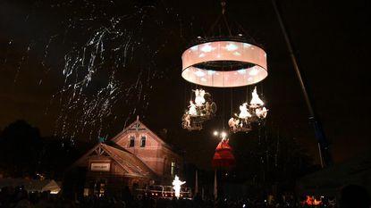 Spektakel trapt 71ste Druivenfestival op gang
