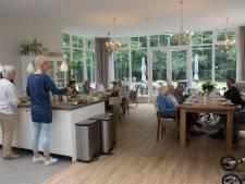 Woonhuis voor 20 ouderen met dementie in Nijverdal snel open, woensdag open huis