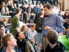 NASA's Hartwell inspireert scholieren over ruimtevaart in Rozendaal