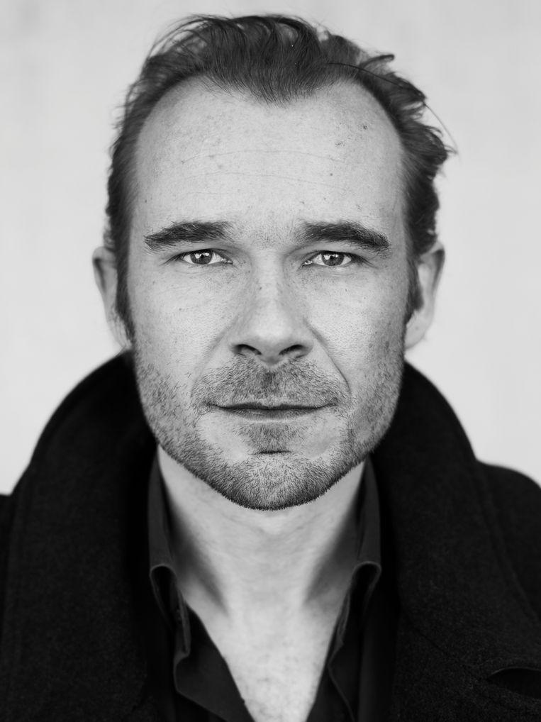 Michel Sluysmans, directeur Toneelgroep Maastricht. Beeld Stephan Vanfleteren