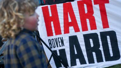 Hart boven Hard houdt vandaag mars voor het klimaat en sociale rechten