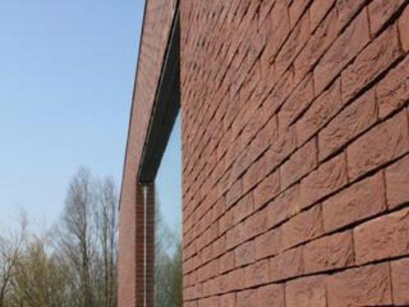 """""""Een aannemer zal nooit stenen verzagen om de raamopeningen te maken. De architect weet in functie van de gekozen gevelsteen in principe perfect waar een raam komt. En toch..."""""""