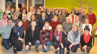 Gezinsbond gewest Poperinge komt samen voor kaderdag