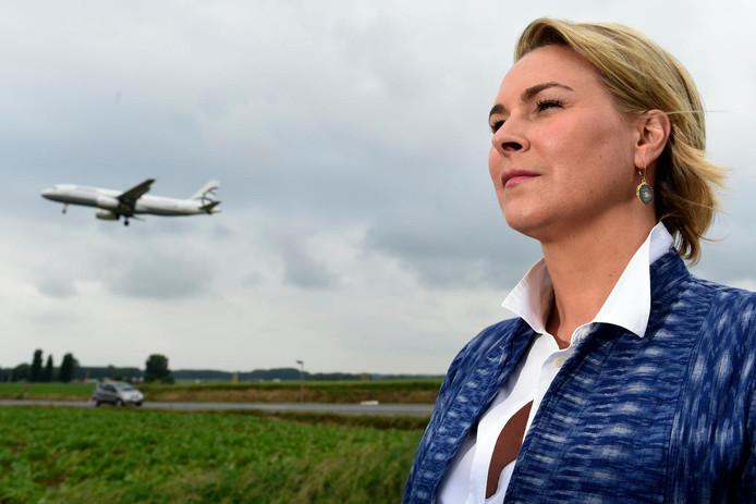 La ministre bruxelloise de l'Environnement Céline Fremault (cdH).