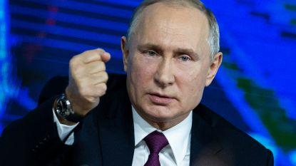 Poetin ziet relatie met Oekraïne niet snel beteren