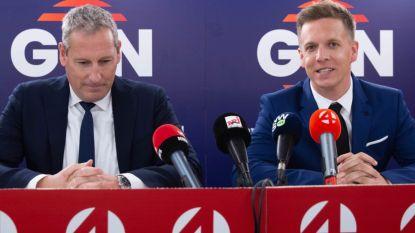"""Gert Verhulst en James Cooke 'richten politieke partij op': """"Minder gezwans, meer ambiance"""""""
