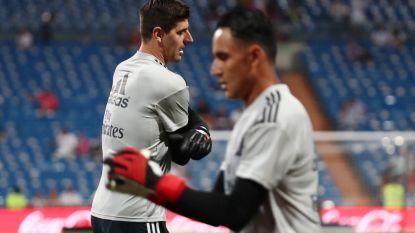 MULTILIVE BUITENLAND. Real Madrid, met Courtois nog op de bank, leidt via kopbalgoal Carvajal al snel tegen Getafe
