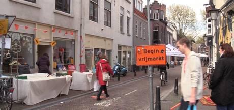 In Utrecht is de vrijmarkt al begonnen