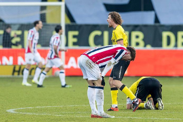Willem II verliest van VVV-Venlo