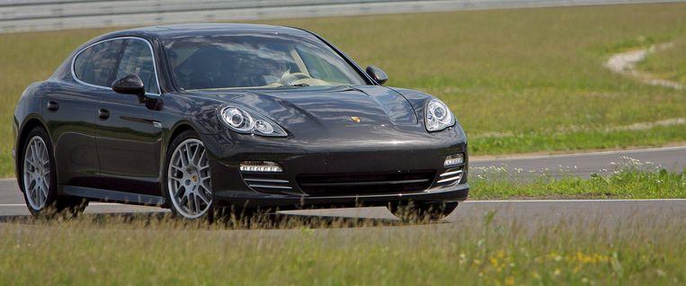 Archiefbeeld, Porsche Panamera.