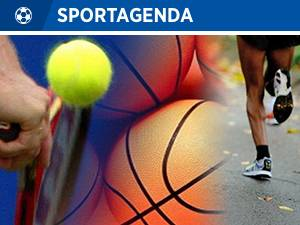 Sportagenda van woensdag 24 mei tot en met zondag 28 mei