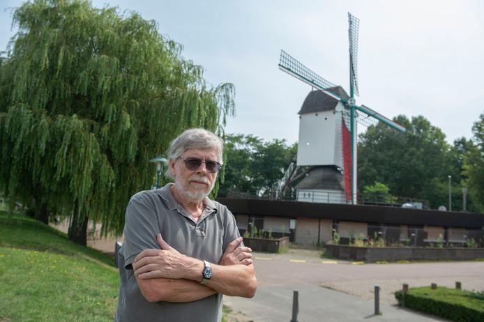 Herman Vercammen, de molenaar van Sint-Anneke.