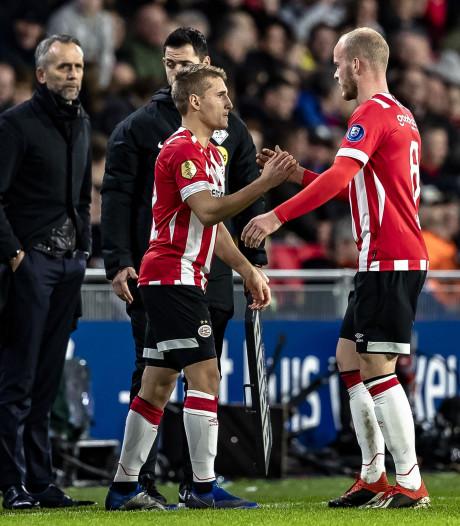 Michal Sadílek maakt zijn eredivisiedebuut bij PSV