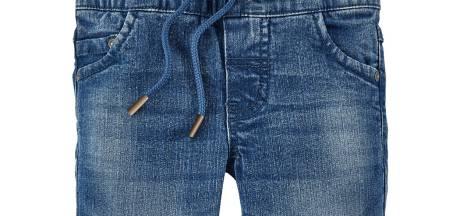 Aldi roept korte broek voor kinderen terug wegens verstikkingsgevaar