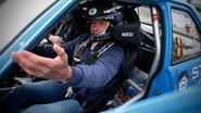 Rallykampioen Freddy Loix wordt ereburger