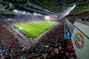 Het Philips Stadion voor de coronaperiode.