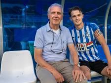 Kleinzonen van twee PSV-legendes vormen duo bij FC Eindhoven: 'Mijn opa heeft gewoon de Champions League gewonnen'
