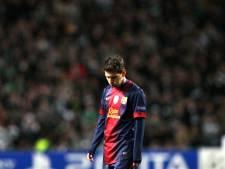 Une douche écossaise pour le Barça