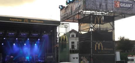 Relletje rond DOOL speelt geen rol bij eind sponsoring McDonald's Appelpop