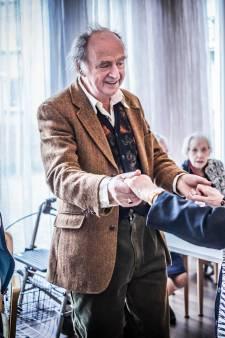 Een Dordtse ontmoeting met Hendrik Groen