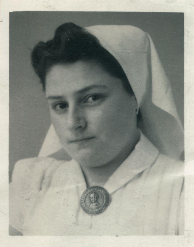 Betty Oudkerk Beeld Archief familie