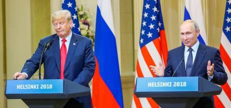 Trump: meer geloof in Poetin dan in eigen veiligheidsdiensten