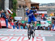 Le Français Cavagna s'impose en solitaire lors de la 19e étape de la Vuelta, Roglic reste en rouge