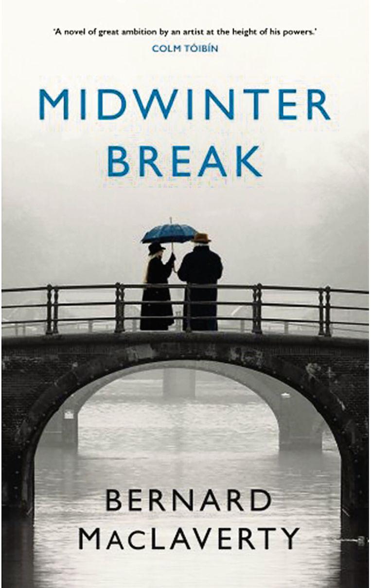Cover Midwinter Break  Beeld