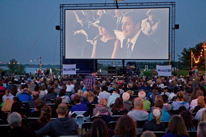 De vorige edities van de openluchtbios in Spijkenisse waren een doorslaand succes.