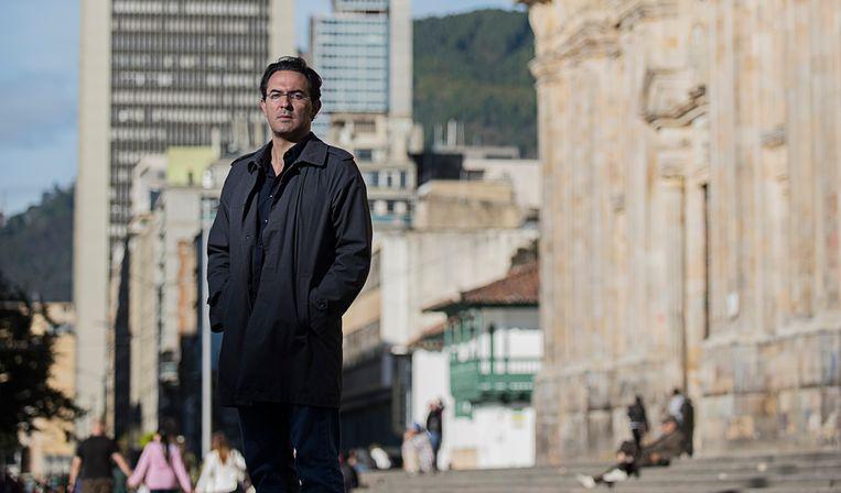 Juan Gabriel Vásquez: 'Het populisme is een van de grootste uitdagingen voor Europa' Beeld Camilo Rozo