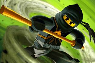 Ninjago, Masters van Spinjitsu