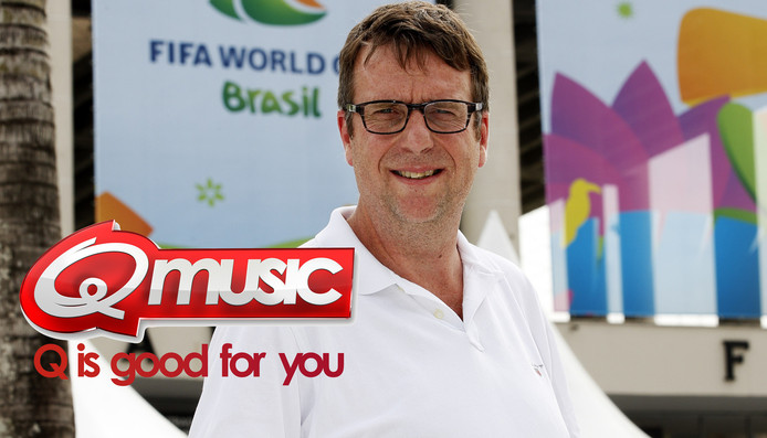 Wessel Penning, chef AD Sportwereld.
