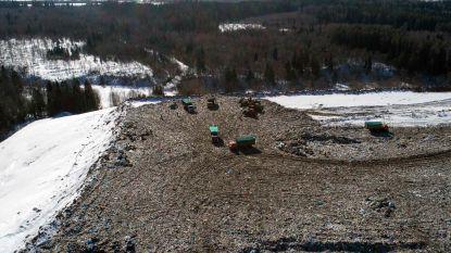 Giftige gassen op vuilnisbelt: vijftig kinderen misselijk en duizelig