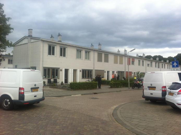 Bij de overval in de Betuwestraat in Tilburg viel een dode.