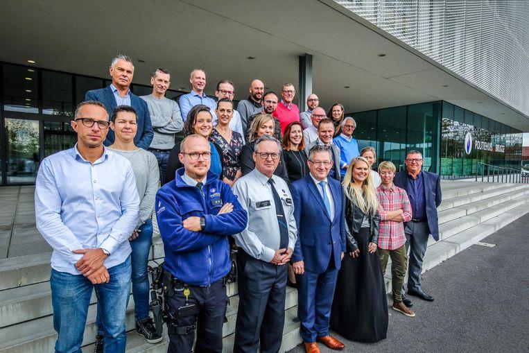 Het EPOS-team van de Brugse politie bestaat al tien jaar.