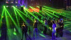 Dansen in zwembadkuip: Magdalenabad twee nachten hipste club van het land