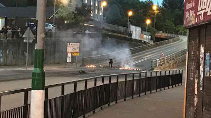 Zesde nacht op rij rellen in Noord-Ierse grensstad
