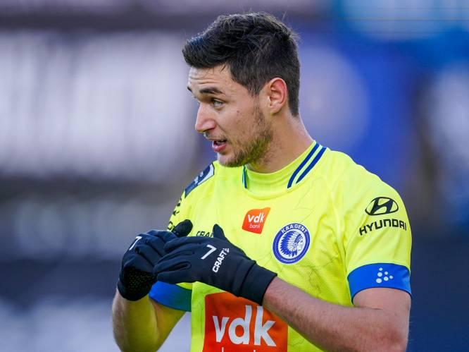 Dankzij één man: waarom Roman Yaremchuk plots niet meer weg wil bij AA Gent